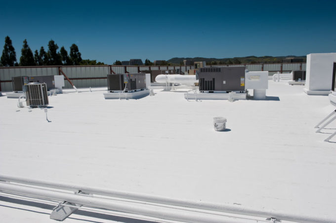 Recovering TPO Roof