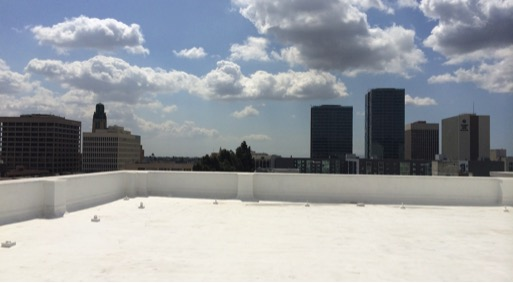 Cool roofing system for your building