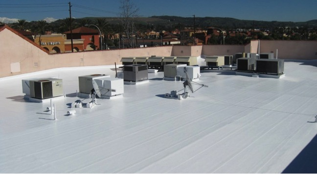 Wester Colloid Cool Roof