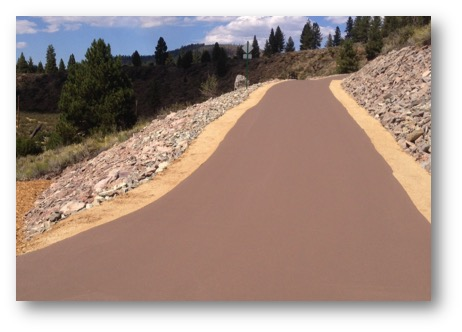 Western Colloid Paving Truckee