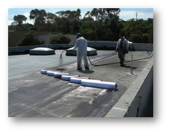 Wester Colloid Commercial Roof Install