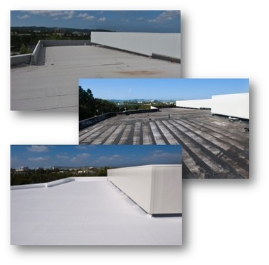 Emulsion and Elastomeric Roof Coatings Systems Emerging as Owners