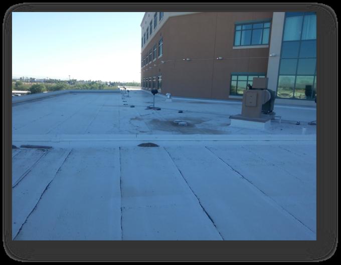 Failing Roof Peeling And Delaminating Seams