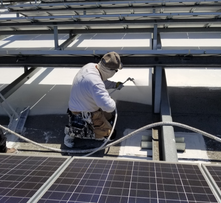 Re-roofing Solar Panels