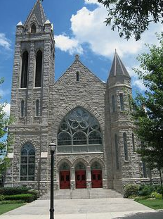 Grace United Methodist Church, Salem llinois