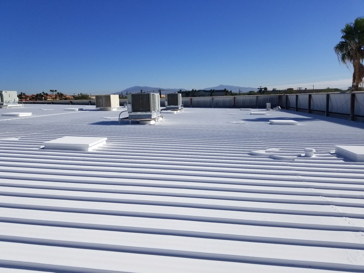 The Benefits Of Installing A Cool Roof System Western Colloid