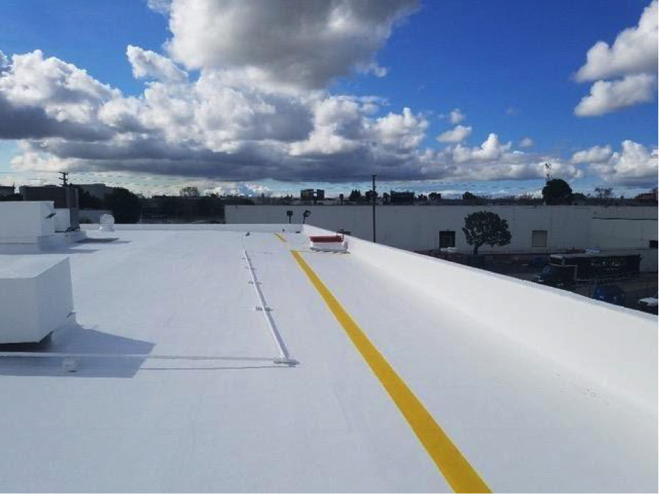 Commercial Cool Roof Coating