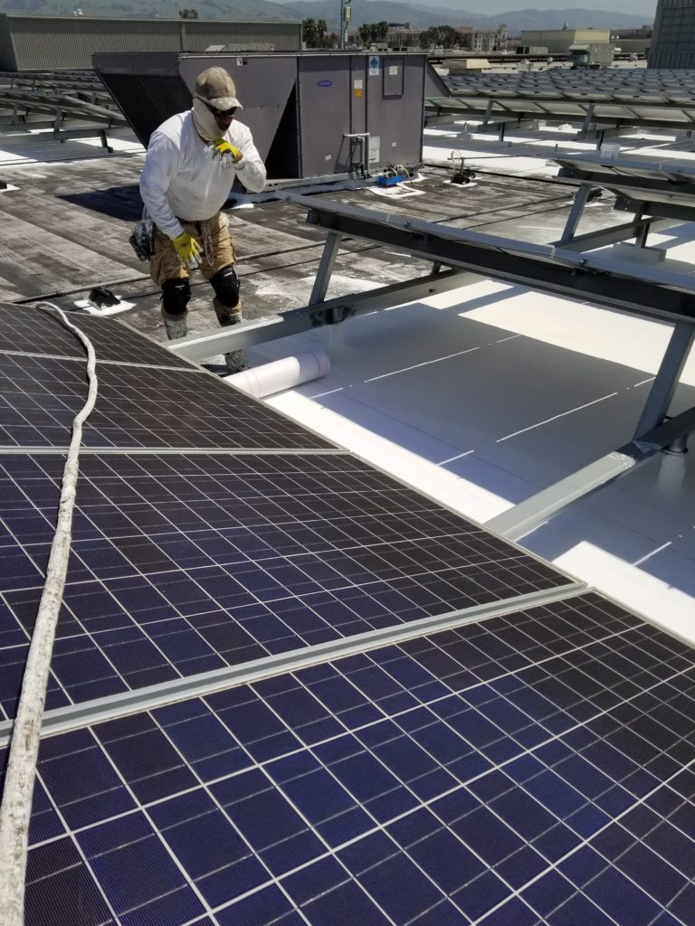 Solar Retrofitting Solutions
