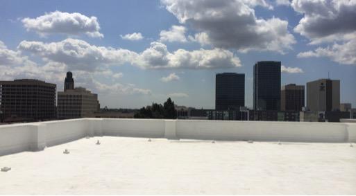 roof skyline