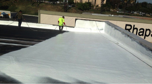 Acrylic Roof Coatings vs. Silicone Coatings 2