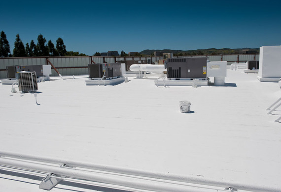 How Do Roof Coatings Work