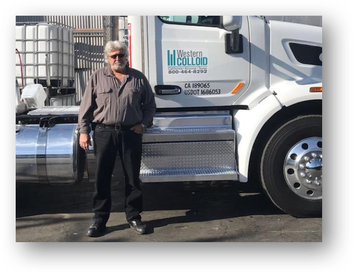 Operations plant manager Charlie Garabedian