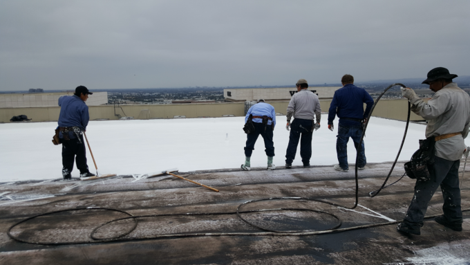 commercial roof repair best practices
