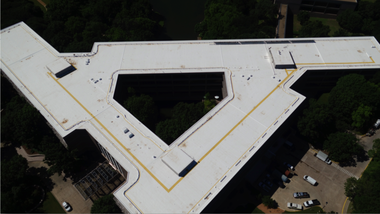 commercial roof in texas